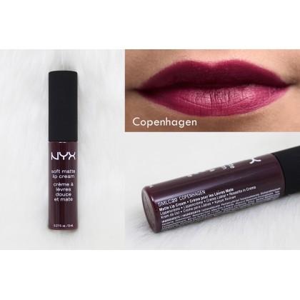 NYX Combo Set 06 Soft Matte Lip Cream