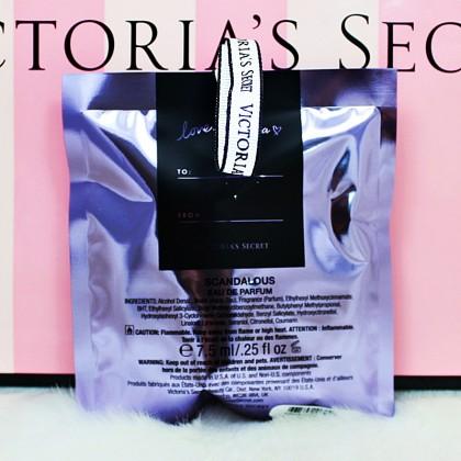 Victoria's Secret Ornament Scandalous Miniature Perfume Gift