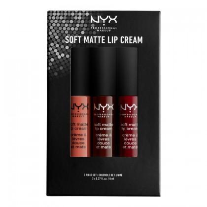 NYX Soft Matte Lip Cream Set 14