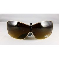 XOXO Love Story Brown Wrap Sunglasses
