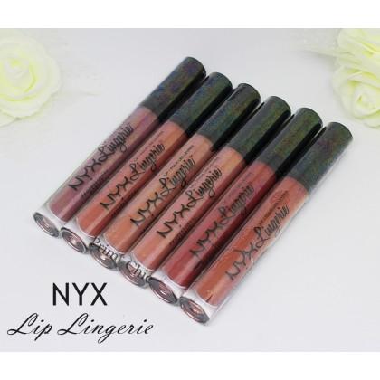 NYX Lip Lingerie Liquid Lipstick Exotic